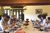 Vietnam - Danemark : table ronde entre les deux Parlements