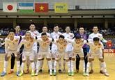 Coupe du monde de futsal : le Vietnam en huitième !