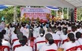 Le 90e anniversaire de la fondation du caodaïsme célébré à Hô Chi Minh-Ville