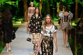 Mode à Milan : Dolce & Gabbana célèbre l'exubérance méditerranéenne