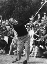 La légende du golf américain Arnold Palmer tire sa révérence à 87 ans