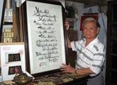 Lê Van Kinh, le symbole de la broderie vietnamienne