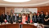 Le groupe des députés d'amitié Mexique-Vietnam voit le jour