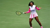 US Open : Williams en 8e de finale avec un record