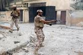 Libye : les jihadistes de l'EI attaqués dans leur dernier réduit à Syrte