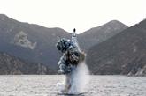 RPDC : échec du lancement d'un missile à portée interméidaire