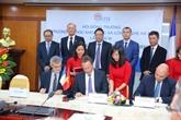 Airbus aide le Vietnam à développer l'industrie de l'aérospatiale