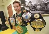 «Little Tiger», une samouraï dans le monde de la boxe thaï