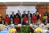 Vietnam et France signent un accord dans les sciences et technologies