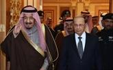 L'Arabie saoudite débloque son aide militaire pour le Liban
