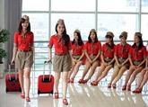 Vietjet Air : recrutement des hôtesses de l'air 2016