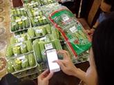 À la poursuite de la traçabilité de légumes