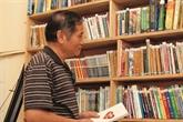 Il ouvre au grand public sa bibliothèque privée