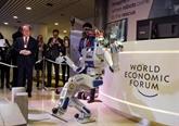 A Davos, préoccupation pour les cols-blancs, futures victimes de l'automatisation
