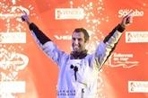 Vendée Globe : le Français Armel Le Cléac'h triomphe avec majesté