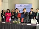 Promotion de l'Année nationale du tourisme au Nord-Ouest sur le marché de l'ASEAN