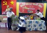 Le district insulaire de Truong Sa attend le Têt du Coq