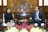 Le Vietnam donne de l'importance au partenariat stratégique avec Singapour