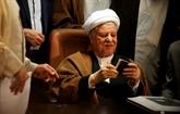 Iran : décès de l'ex-président Rafsandjani homme clé de la République islamique