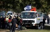 Jérusalem : quatre soldats israéliens tués dans une attaque au camion