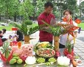 À la découverte de la culture de Dông Thap à l'occasion de la Fête de la mi-automne