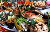 Festival de la gastronomie des cinq continents à Hô Chi Minh-Ville