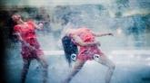 Rencontre de danse traditionnelle vietnamienne et de danse contemporaine internationale