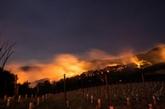 Incendies : Trump déclare l'état de catastrophe naturelle en Californie