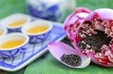 Projet de promotion du thé au lotus à Hanoï