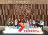 Des entreprises vietnamiennes participent à Trade Expo Indonesia