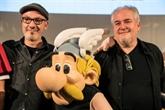 Une couverture d'un album vendue 1,4 million d'euros : Astérix bat tous ses records