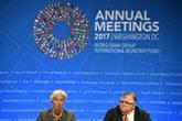 Les défenseurs du libre-échange ont fait entendre leur voix au FMI