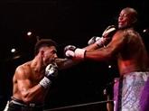 Boxe : Yoka s'offre une deuxième victoire corsée chez les poids lourds