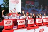 La Journée mondiale du lavage des mains à Hanoï