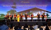 APEC 2017 : la ville de Dà Nang inaugure le Centre de conventions Ariyana