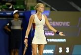 Tennis : Kristina Mladenovic de retour à Moscou
