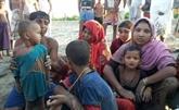 Naufrage d'un bateau de réfugiés rohingyas au Bangladesh : au moins dix morts