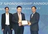 Présentation des sponsors de l'Année de l'APEC 2017