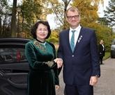 Le Premier ministre finlandais veut renforcer les liens multiformes avec le Vietnam