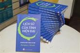 Publication en vietnamien du livre Histoire de la modernité de Jacques Attali