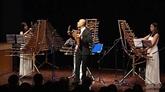 Belle harmonie entre les instruments en bambou et la musique classique occidentale