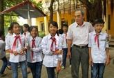 Ngô Manh Cuong, un enseignant humaniste