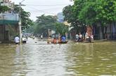 Crues : message de sympathies du Laos et de l'El Salvador