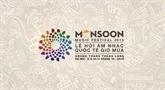 Bientôt le Festival de musique Monsoon 2017 à Hanoï