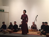 Quand Heinrich Heine rencontre la musique traditionnelle vietnamienne