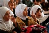 Onze millions d'enfants ont besoin d'aide humanitaire