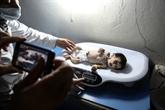 Syrie : plus de 1.100 enfants souffrent de malnutrition dans la Ghouta assiégée