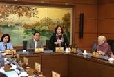 Deuxième journée de travail de la 4e session de la XIVe législature de l'AN