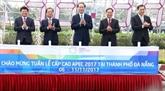 Le Vietnam est prêt pour le rendez-vous de l'APEC à Dà Nang