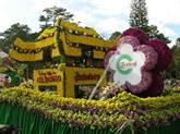 Lâm Dông : nouveautés au Festival floral de Dà Lat 2017